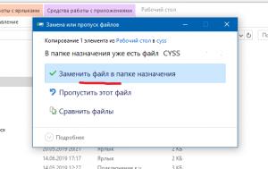 Копирование exe-файла программы